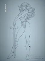 0066a.red sonja Comic Art